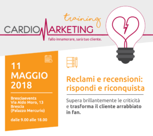 save the date corso cardiomarketing 11 maggio