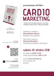 Presentazione del Libro CardioMarketing a Brescia